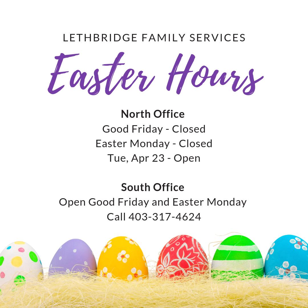 Lethbridge Family Services :: Media Releases